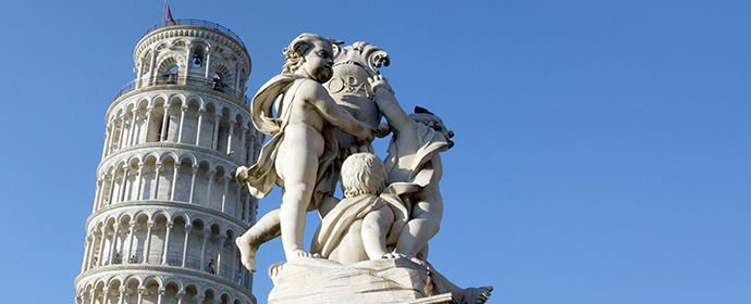 Atractii Pisa Italia - vezi vacantele