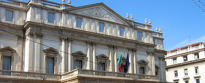 Atractii Teatrul Scala Italia - vezi vacantele