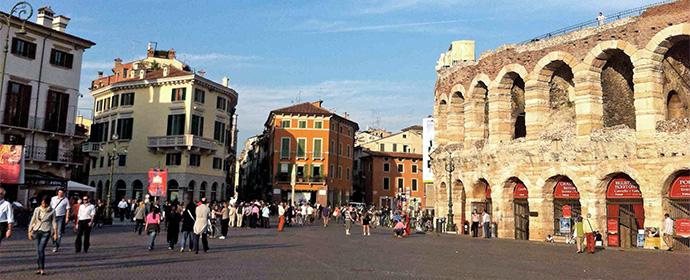 Atractii Verona Italia - vezi vacantele
