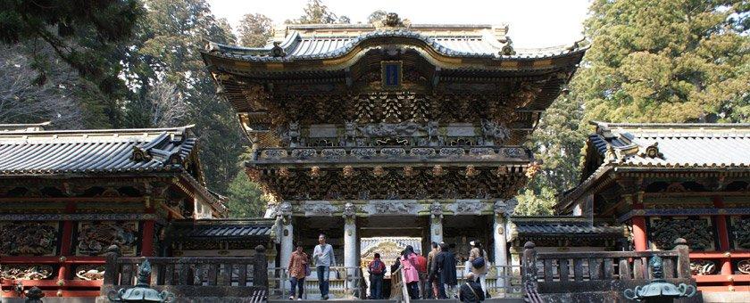 Atractii Altarul Toshogu-Nikko Japonia - vezi vacantele