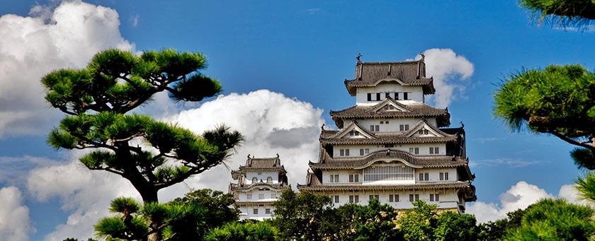 Atractii Castelul Himeji Japonia - vezi vacantele