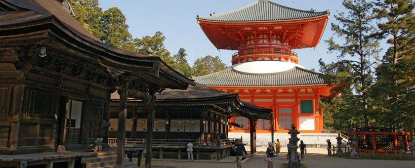 Atractii Koya-San Japonia - vezi vacantele