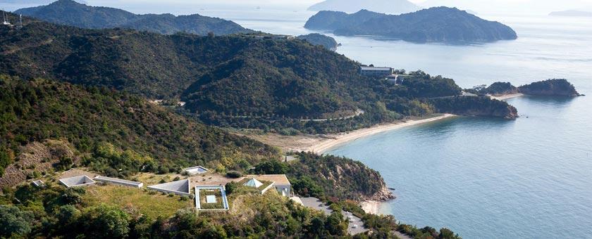 Atractii Naoshima Japonia - vezi vacantele