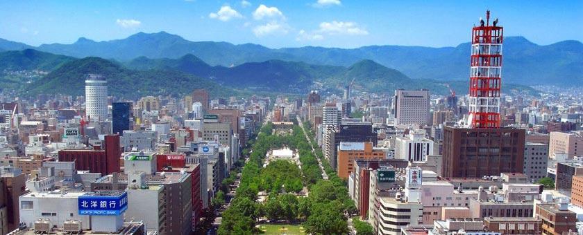 Atractii Sapporo Japonia - vezi vacantele