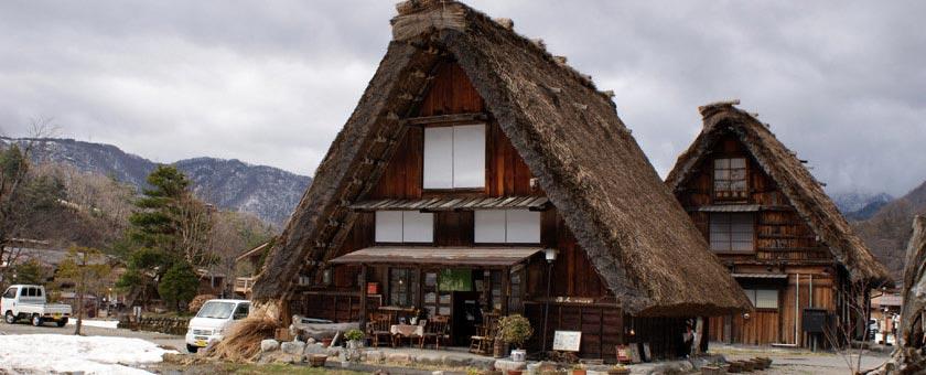 Atractii Shirakawa Japonia - vezi vacantele