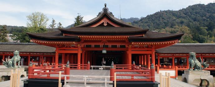 World Heritage Japonia