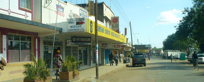 Atractii Nanyuki Kenya - vezi vacantele