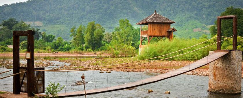 Muang La Laos