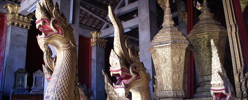 Templul Xieng Thong Laos
