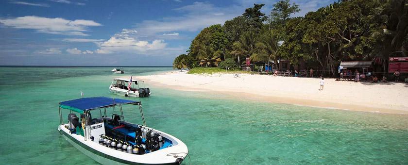 Atractii Insula Mabul Malaezia - vezi vacantele