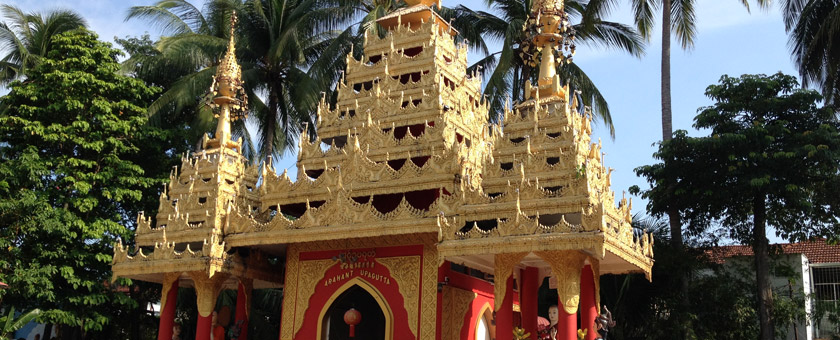 Atractii Insula Penang Malaezia - vezi vacantele