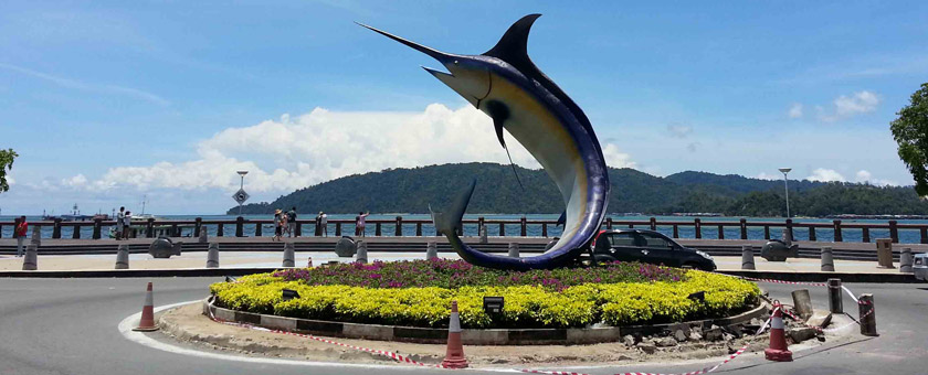 Atractii Kota Kinabalu Malaezia - vezi vacantele