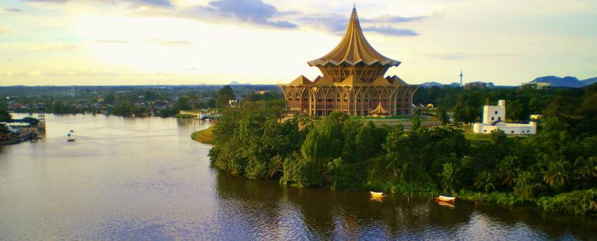Atractii Kuching Malaezia - vezi vacantele