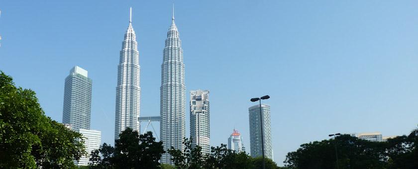 Atractii Turnurile Petronas Malaezia - vezi vacantele