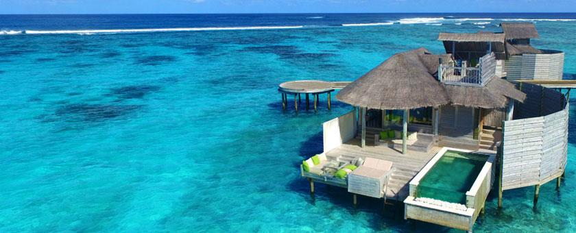 Sejur Six Senses Laamu Maldive 8 zile - octombrie 2018