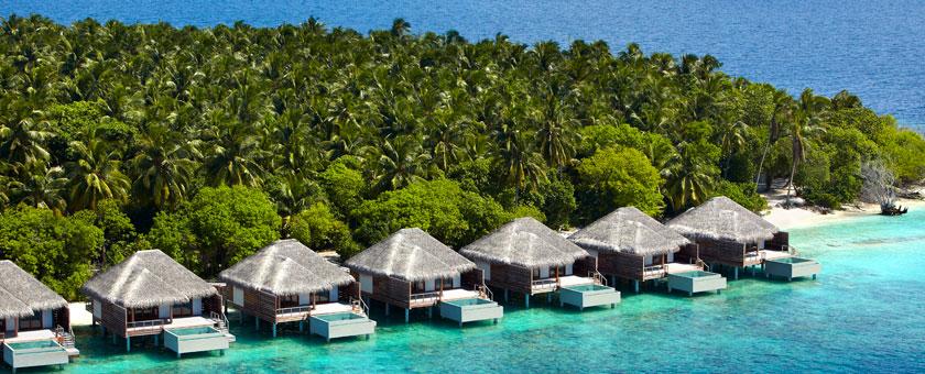 Dusit Thani Maldives in Style - zboruri business class