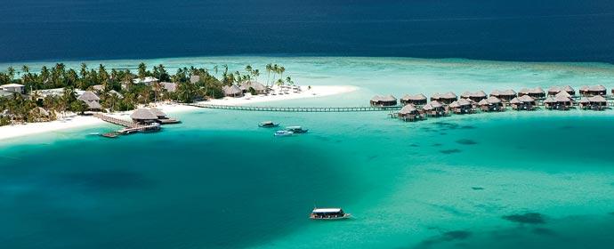 Constance Halaveli Maldive