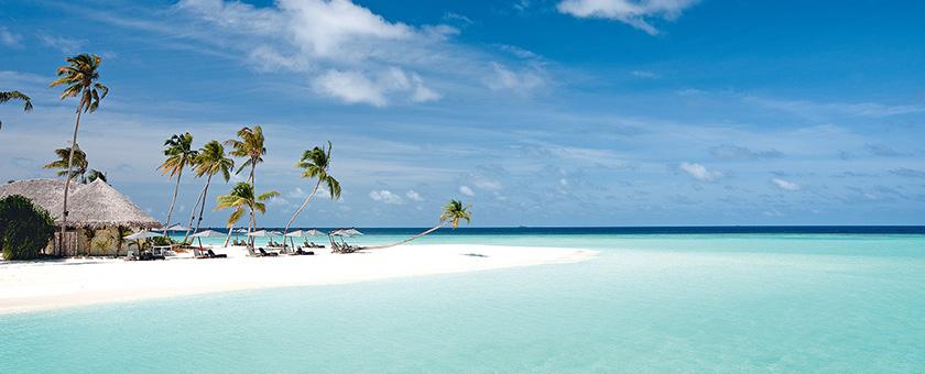 Constance Halaveli Maldive in Style - zboruri business class
