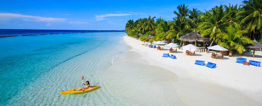 Paste 2021 - Sejur cu familia plaja Maldive