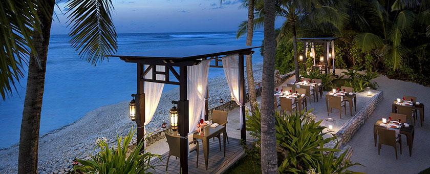 Luna de miere - Sejur plaja la Shangri La Villingili Resort & Spa Maldive - 10 zile, iulie 2017