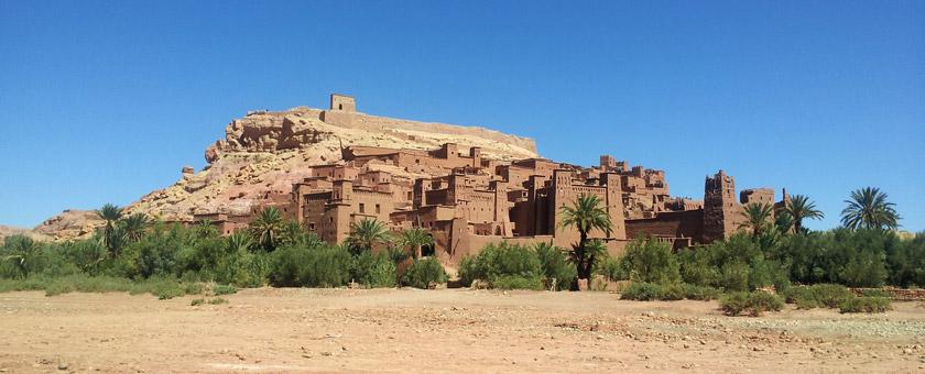 Atractii Ait Benhaddou Maroc - vezi vacantele