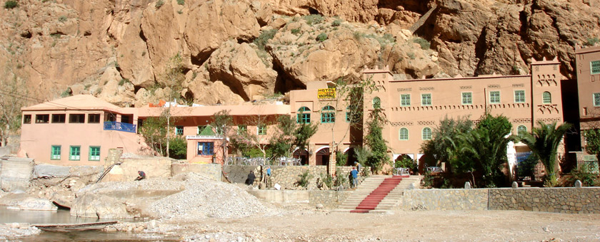Atractii Cheile Todra Maroc - vezi vacantele