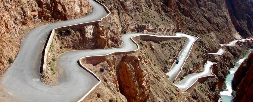 Atractii Dades Maroc - vezi vacantele