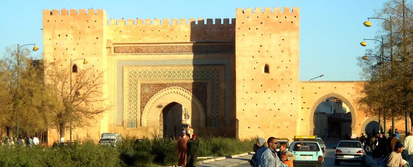 Atractii Meknes Maroc - vezi vacantele