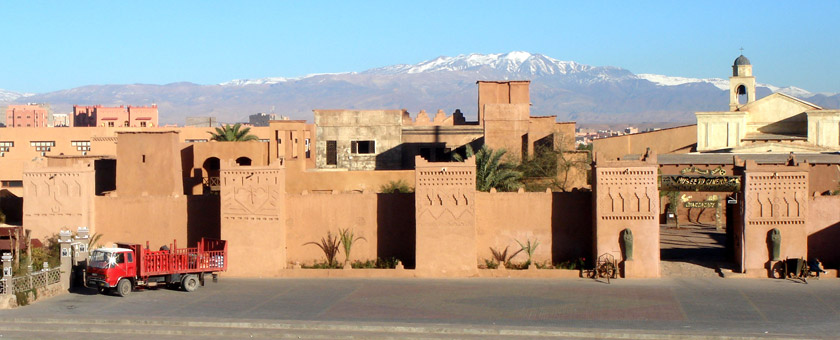 Atractii Ouarzazate Maroc - vezi vacantele