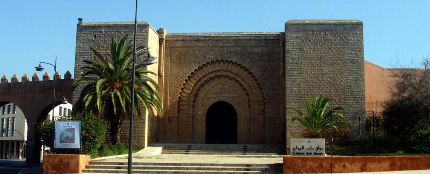 Atractii Poarta Bab er Rouah Maroc - vezi vacantele