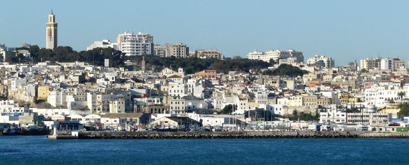 Atractii Tangier Maroc - vezi vacantele