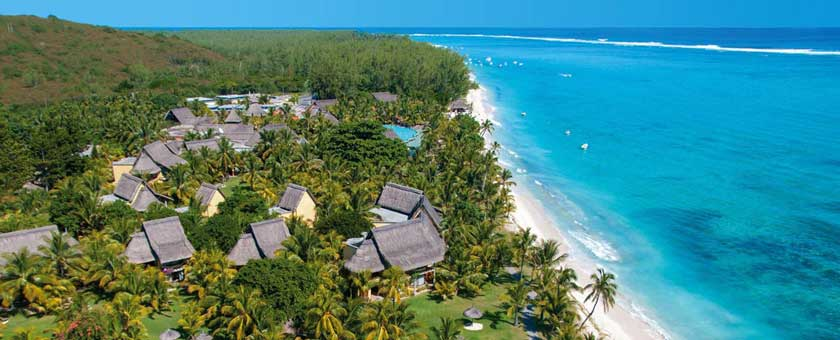 Luna de miere - Sejur Beachcomber Mauritius, 10 zile - iulie 2016