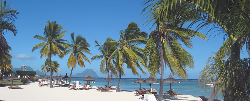 Plaja, Mauritius Poza realizata de Andreea, 2012