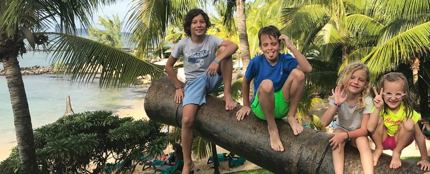 Sejur cu familia plaja Mauritius, 12 zile - noiembrie 2020
