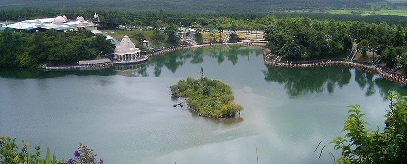 Atractii Lacul Grand Bassin Mauritius - vezi vacantele