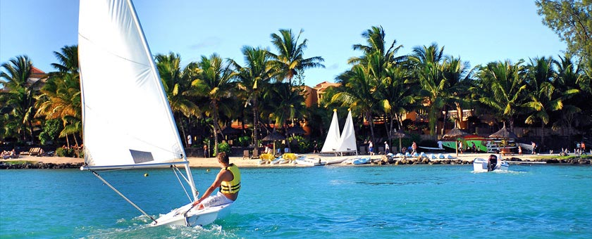 Mauritius-Zona estica