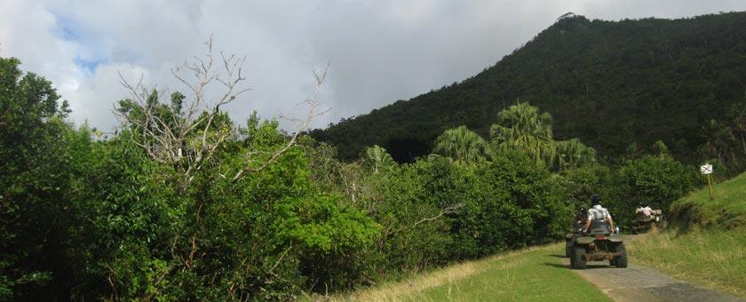 Mauritius-Zona sud estica