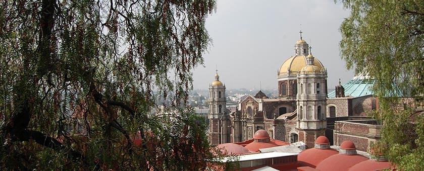 Bazilica Fecioarei Maria de Guadalupe