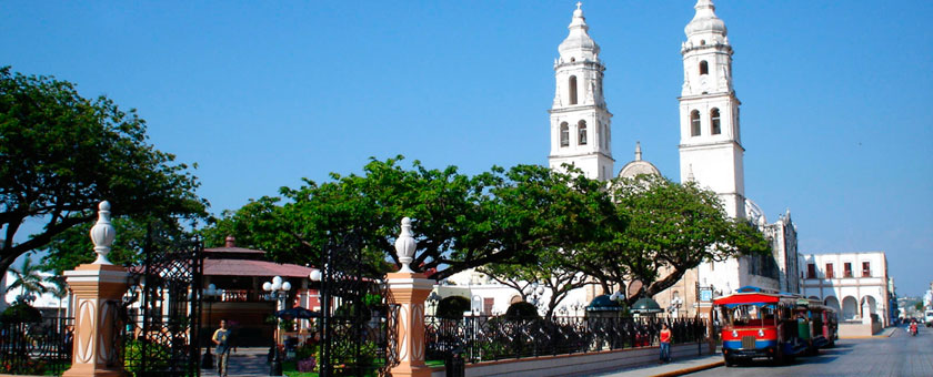 Atractii Campeche Mexic - vezi vacantele