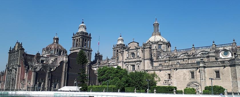 Sejur Ciudad de Mexico & plaja Puerto Vallarta - august 2021
