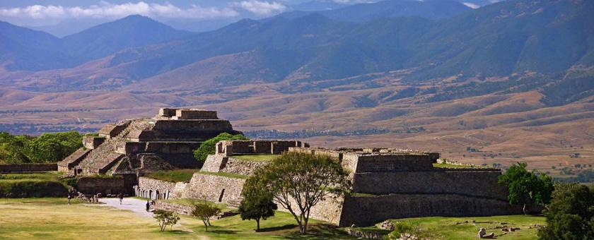 Atractii Monte Alban Mexic - vezi vacantele