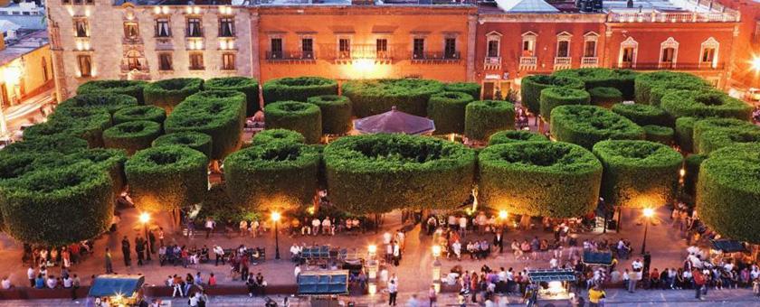 Atractii San Miguel de Allende Mexic - vezi vacantele