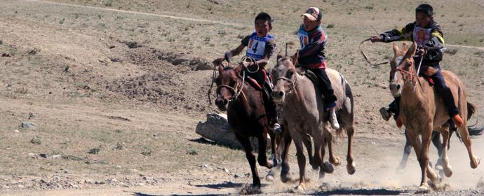 Adventure Mongolia