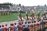 Festivalul Naadam Mongolia