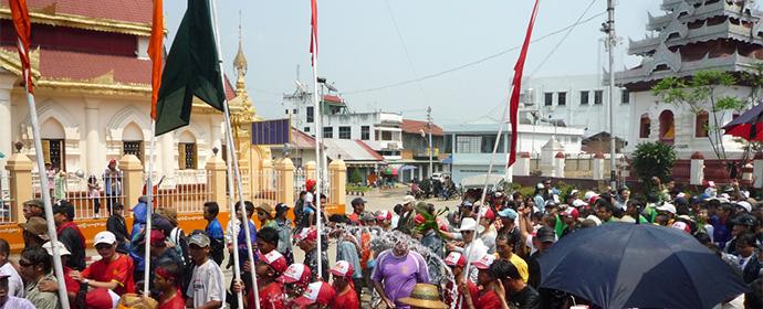 Kengtung Myanmar