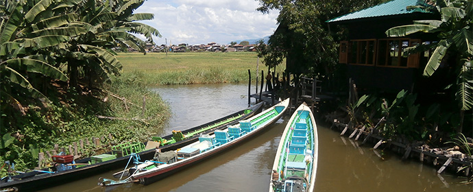 Lacul Inle