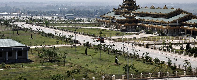 Naypyidaw Myanmar