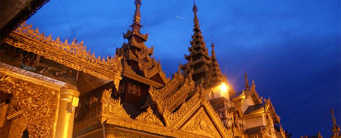 Pagoda Shwedagon Yangon