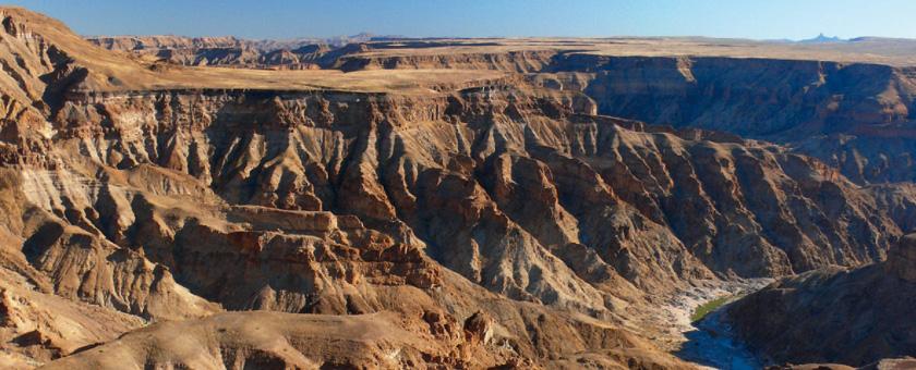 Atractii Fish River Canyon Namibia - vezi vacantele