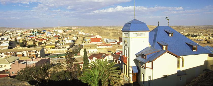 Atractii Luderitz Namibia - vezi vacantele